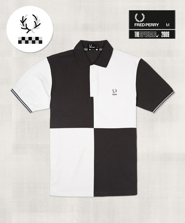 fred perry x the specials 2011 colecci n madrid is different. Black Bedroom Furniture Sets. Home Design Ideas